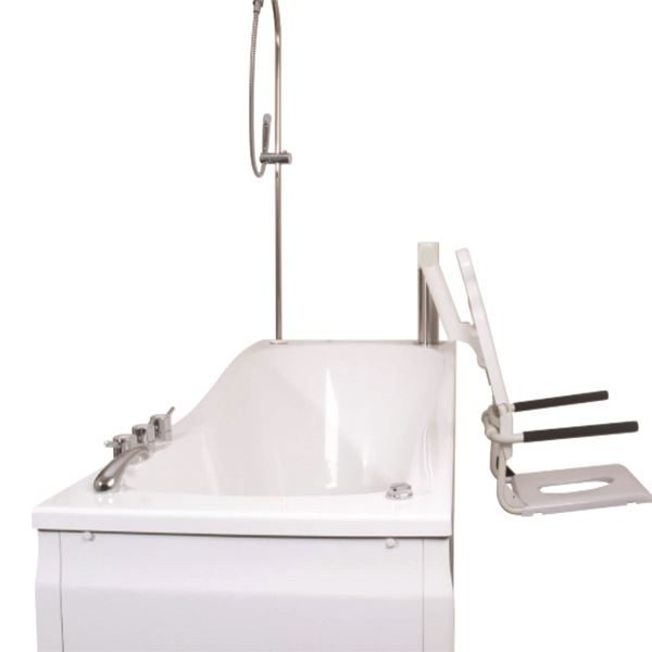 COMPACT FIXED HEIGHT BATH