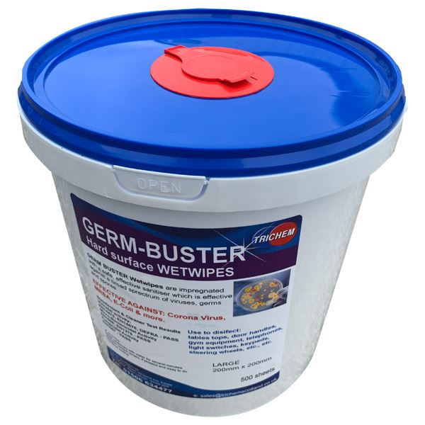 GERM BUSTER 500