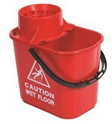 15 ltr Professional Bucket RED